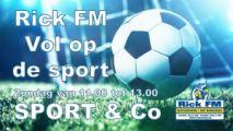Sport & Co met wethouder Zijlstra