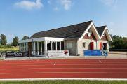 Atletiek Klub Uithoorn / AKU 40 jaar & opening nieuw Clubhuis.